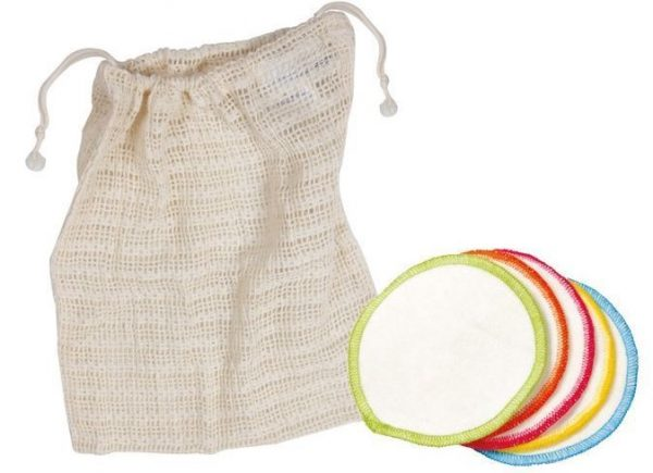 10 Make Up Romver wipes and wash bag