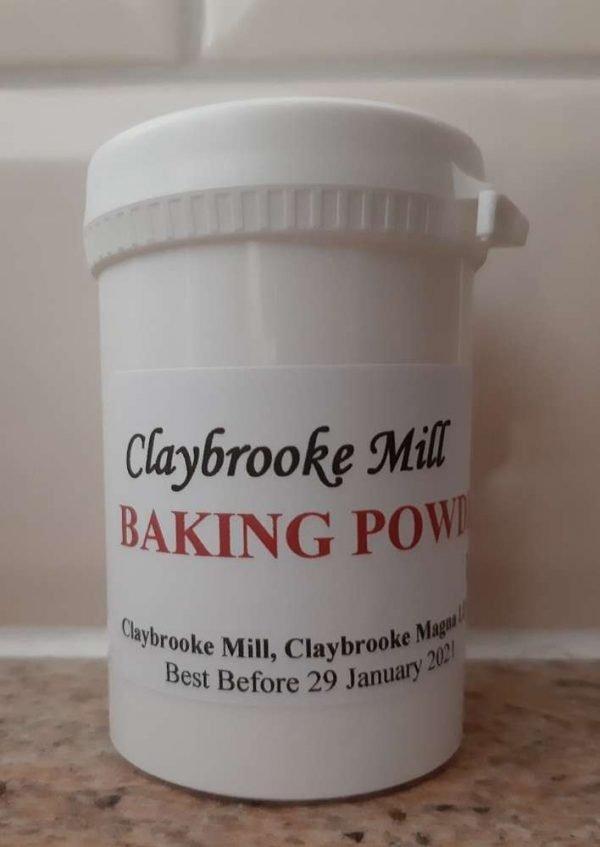 Baking powder per 100g