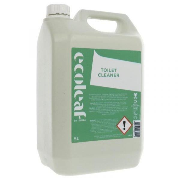 EcoLeaf Toilet Cleaner 5 Litre