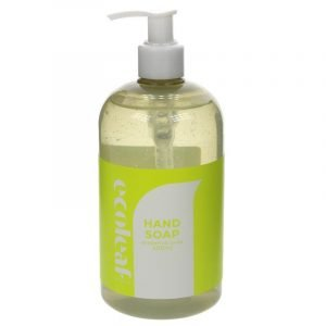 Ecoleaf Liquid Hand Soap (hand wash) Grapefruit with pump 250ml