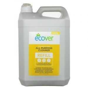 Ecover All Purpose Cleaner 5 Litre - Lemongrass & Ginger