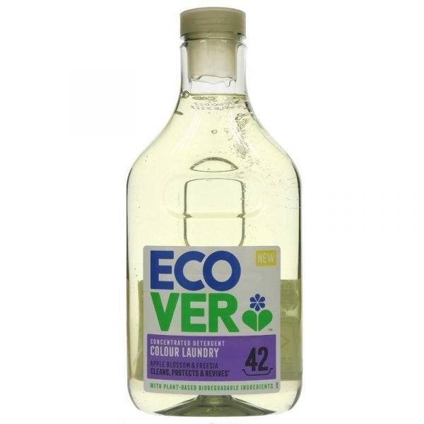 Ecover Laundry Liquid Colour 1.5 litre - Concentrated