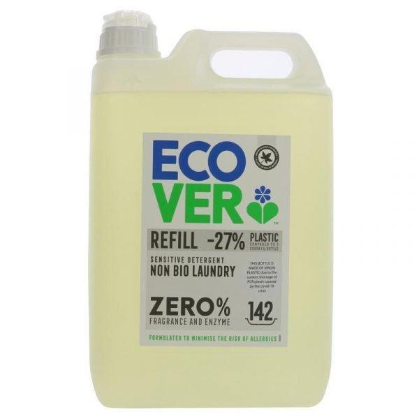 Ecover Laundry Liquid ZERO 5 litre