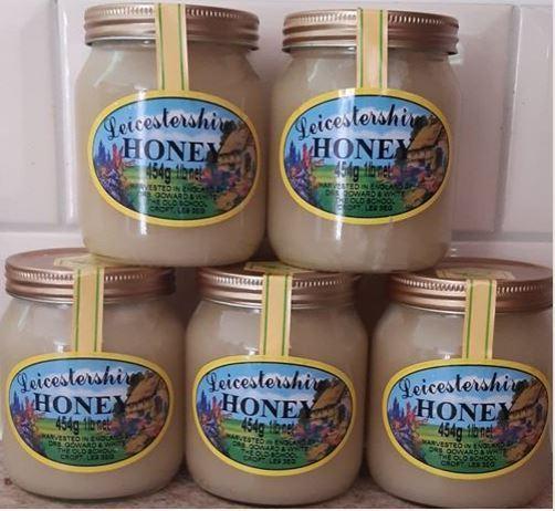 Honey Local 454g