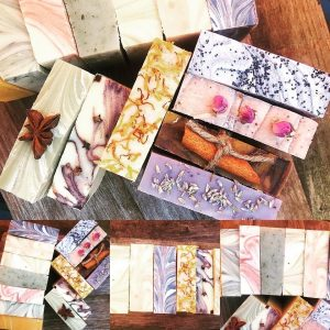 Mad About Nature Soap bars