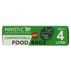 Maistic Compostable Food Bags