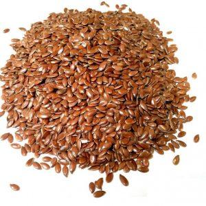 Organic Brown Linseeds 100g