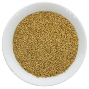 Golden Linseeds: A vegetarian source of Omega-3, Linseeds can also be used as a bread topping. Best eaten crushed or ground.
