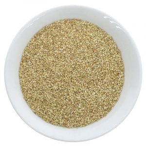 Organic Natural Sesame Seeds 100g