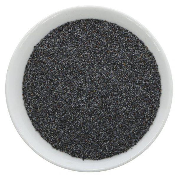 Organic Blue Poppy Seeds per 100g
